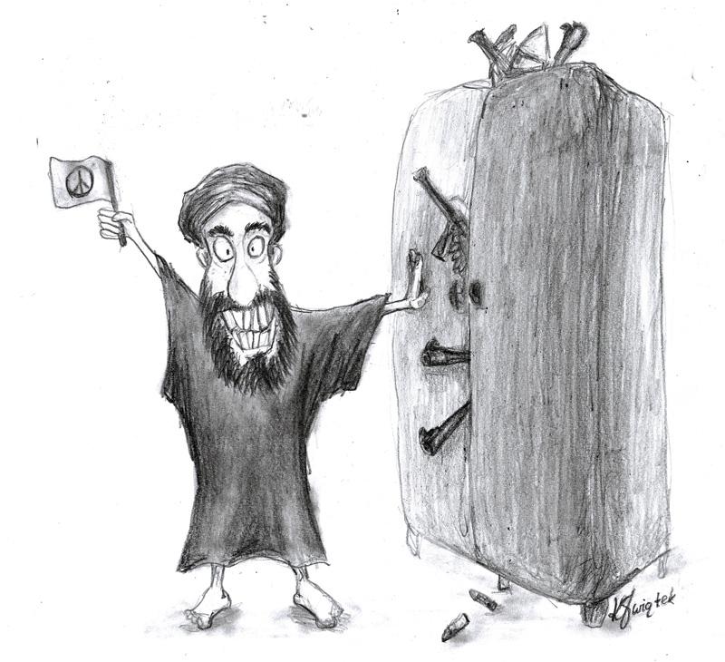 hipokryci z koranem